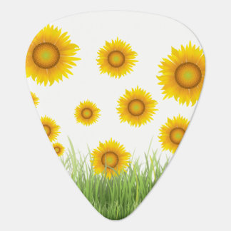 Bright and Elegant Sunflower Graphic Design Pick