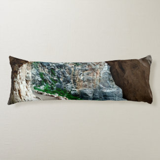 Bright Angel Trail Grand Canyon Body Pillow