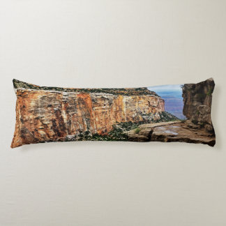 Bright Angel Trail Grand Canyon National Park Body Pillow