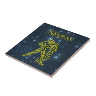 Bright Aquarius Ceramic Tiles