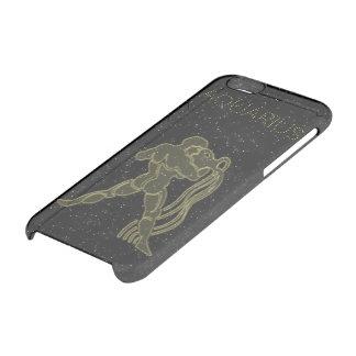 Bright Aquarius Clear iPhone 6/6S Case