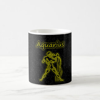 Bright Aquarius Coffee Mug