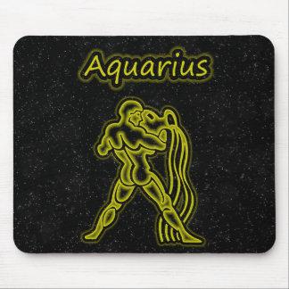 Bright Aquarius Mouse Pad
