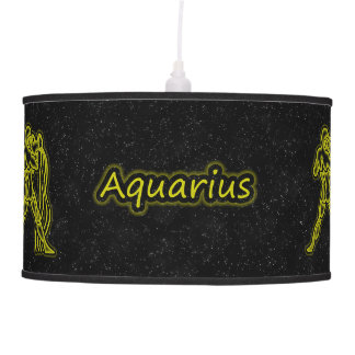 Bright Aquarius Pendant Lamp