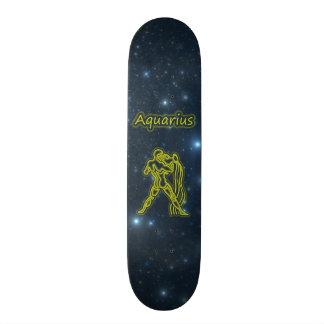 Bright Aquarius Skate Board Decks