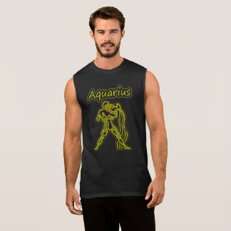 Bright Aquarius Sleeveless Shirt