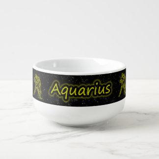 Bright Aquarius Soup Mug