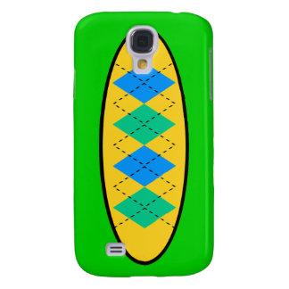 Bright Argyle Design iPhone3 Case