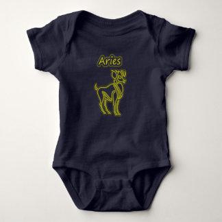 Bright Aries Baby Bodysuit
