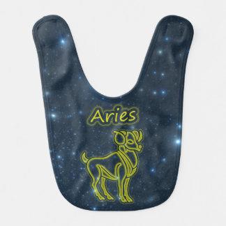 Bright Aries Bib