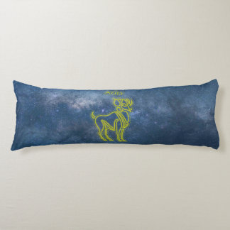Bright Aries Body Pillow
