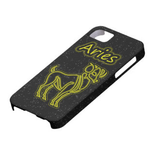 Bright Aries iPhone 5 Cover
