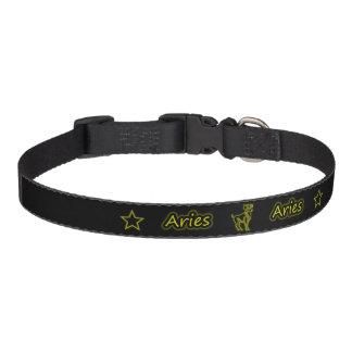 Bright Aries Pet Collar