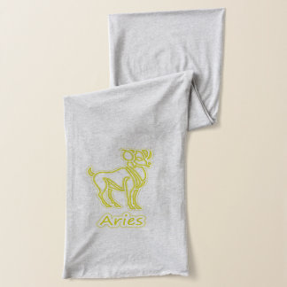Bright Aries Scarf