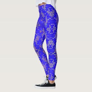 (bright asian skies)) leggings