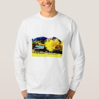Bright autumnal weather* Photograph processed T-Shirt
