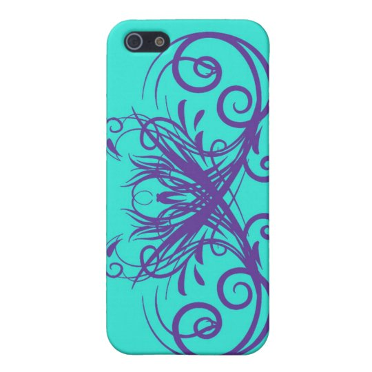 Bright & Beautiful Case For iPhone 5/5S
