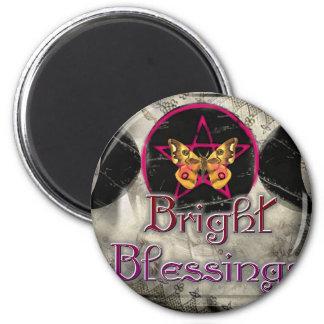 bright blessings magnet