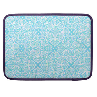 Bright Blue Dream root Sleeve For MacBook Pro