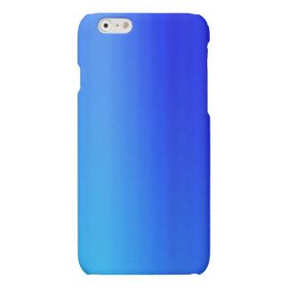 Bright Blue Ombre Watercolor Paint