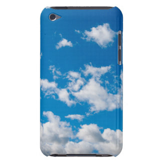 Bright Blue Sky Case-Mate iPod Touch Case