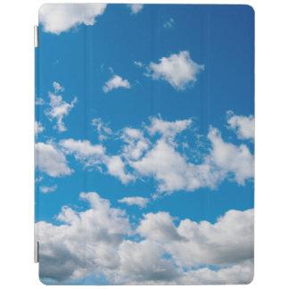 Bright Blue Sky iPad Cover