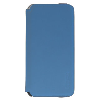 Bright Blue Sky Without Clouds Incipio Watson™ iPhone 6 Wallet Case