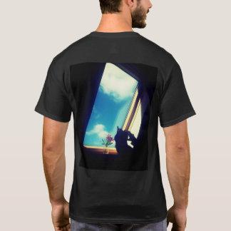 BRIGHT BLUE WINDOW T-Shirt