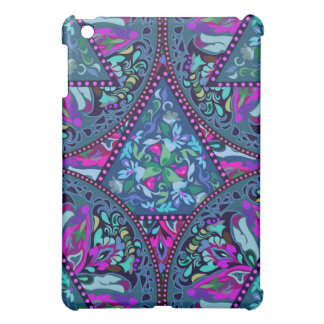Bright Bohemian Boho Hippy Chic Pattern Cover For The iPad Mini
