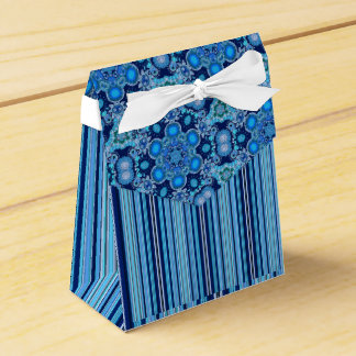 Bright Bohemian Boho Hippy Chic Pattern Favor Box