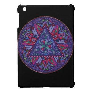 Bright Bohemian Boho Hippy Chic Pattern iPad Mini Cover