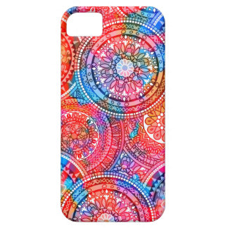 Bright Bohemian Boho Hippy Chic Pattern iPhone 5 Cases