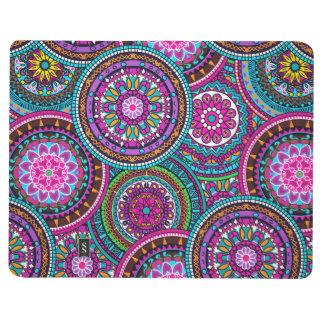 Bright Bohemian Boho Hippy Chic Pattern Journal