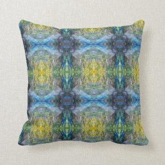 Bright Bohemian Throw Pillow