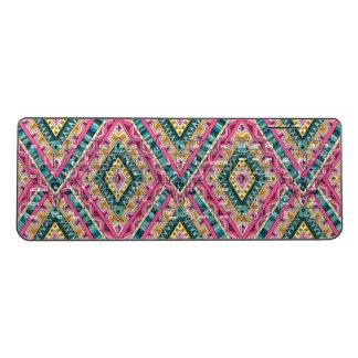 Bright Boho Colorful abstract tribal pattern Wireless Keyboard