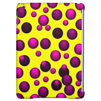 Bright Bold  Floating Polka-Dot IPad Air BT Case iPad Air Cases