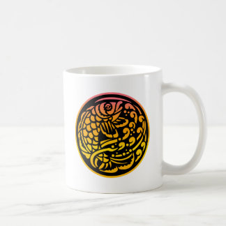 Bright Bold Summery Colorful Fancy Fish Tees Gift Coffee Mugs