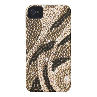 Bright brown crystal case