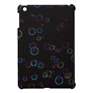 Bright bubbles iPad mini covers