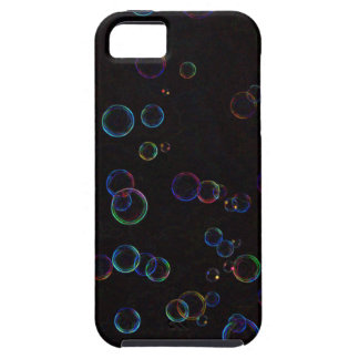 Bright bubbles iPhone 5 covers