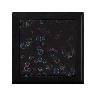 Bright bubbles jewelry boxes