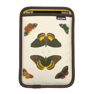 Bright Butterflies by Pieter Cramer iPad Mini Sleeves