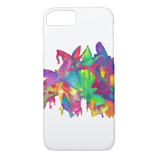 Bright Butterflies phone case