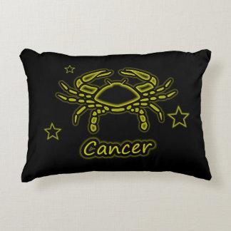 Bright Cancer Decorative Pillow