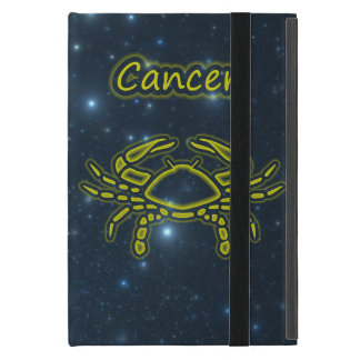 Bright Cancer iPad Mini Cover