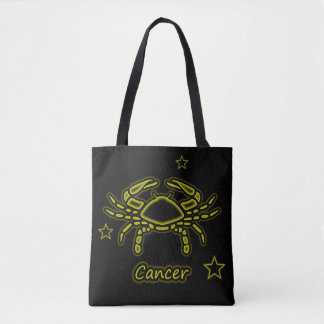 Bright Cancer Tote Bag