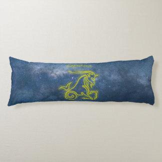 Bright Capricorn Body Pillow