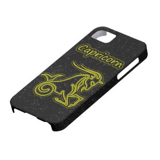 Bright Capricorn Case For The iPhone 5