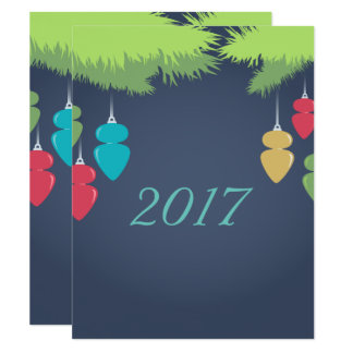 Bright Christmas Card