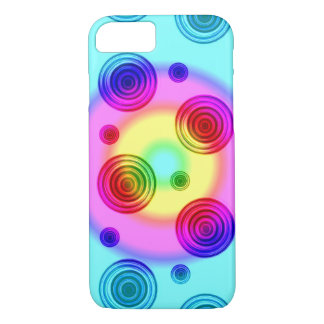 bright circles iPhone 8/7 case
